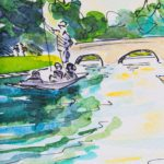Sue Rapley Artist The Watercolour Collection - artwork detail