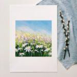 Sue Rapley Artist The Gift Collection Summer Breeze print